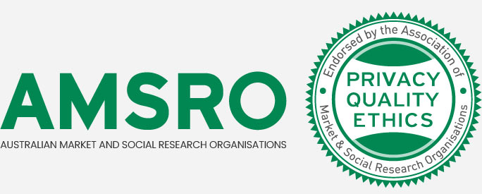 AUSTRALIAN MARKET AND SOCIAL RESEARCH ORGANISATIONS