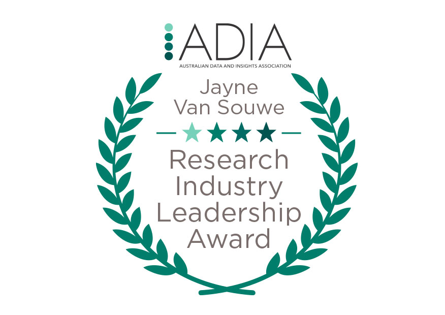 Research Industry Leadership Awards 2019