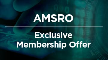 Exclusive AMSRO offer