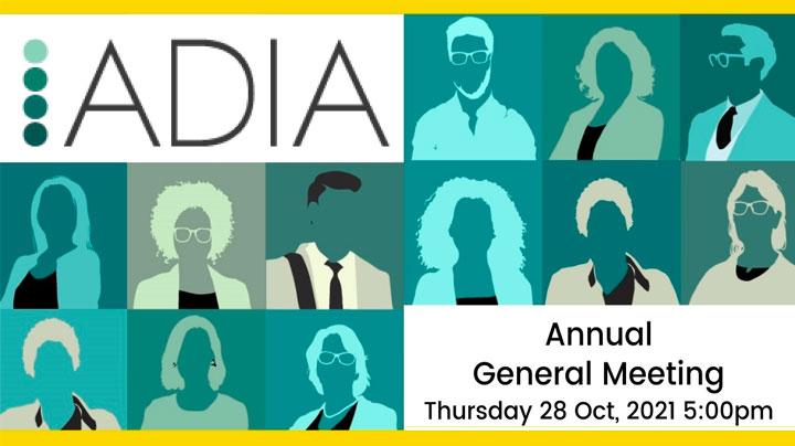 ADIA annual general meeting 2021